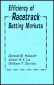 9780123330307: Efficiency of Racetrack Betting Markets (Economic Theory, Econometrics and Mathematical Economics)