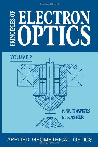 9780123333520: Principles of Electron Optics: Applied Geometrical Optics