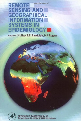 9780123335609: Remote Sensing and Geographical Information Systems in Epidemiology, Volume 47 (Advances in Parasitology)