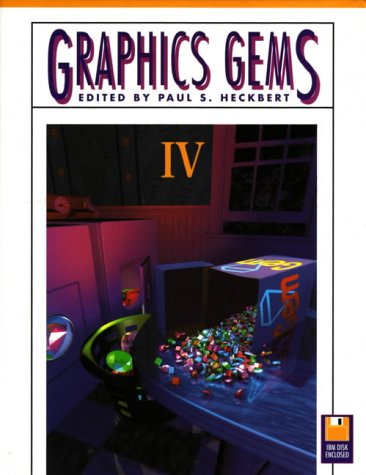9780123361554: Graphics Gems IV: IBM Version (with Diskette): IBM Version No. 4 (Graphics Gems - IBM)