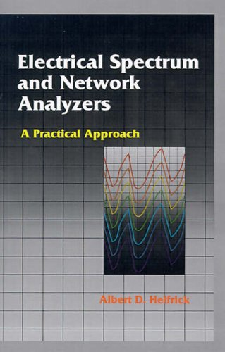 9780123382504: Electrical Spectrum and Network Analyzers: A Practical Approach