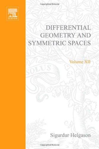 9780123384508: Differential Geometry and Symmetric Spaces (Pure & Applied Mathematics)