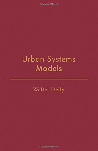 9780123394507: Urban Systems Models (Operations research and industrial engineering)