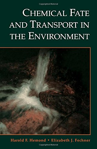9780123402707: Chemical Fate and Transport in the Environment