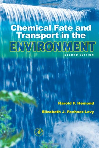 9780123402752: Chemical Fate and Transport in the Environment, Second Edition