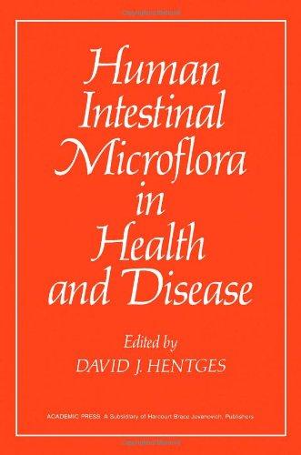 9780123412805: Human Intestinal Microflora in Health and Disease