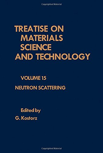 9780123418159: Treatise on Materials Science and Technology, Vol. 15: Neutron Scattering