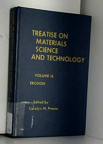 9780123418166: Treatise on Materials Science and Technology: v. 16