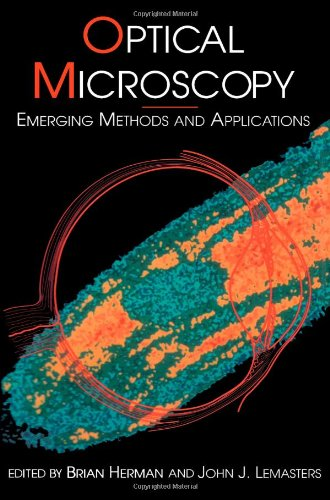 9780123420602: Optical Microscopy: Emerging Methods and Applications