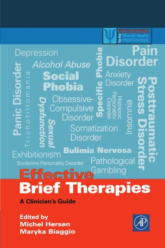 9780123435309: Effective Brief Therapies: A Clinician's Guide (Practical Resources for the Mental Health Professional)