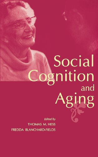 9780123452603: Social Cognition and Aging