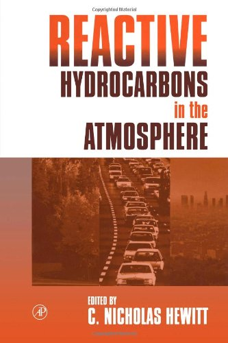 9780123462404: Reactive Hydrocarbons in the Atmosphere