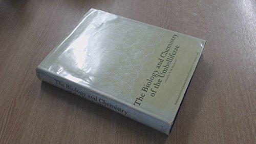 9780123469403: Biology and Chemistry of the Umbelliferae