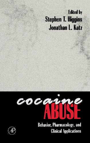 9780123473608: Cocaine Abuse: Behavior, Pharmacology, and Clinical Applications
