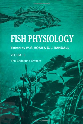 9780123504029: Fish Physiology The Endocrine System. Volume 2