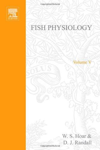 9780123504050: FISH PHYSIOLOGY V5, Volume 5