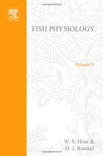 9780123504050: Fish Physiology: v. 5