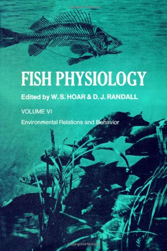 9780123504067: FISH PHYSIOLOGY V6, Volume 6