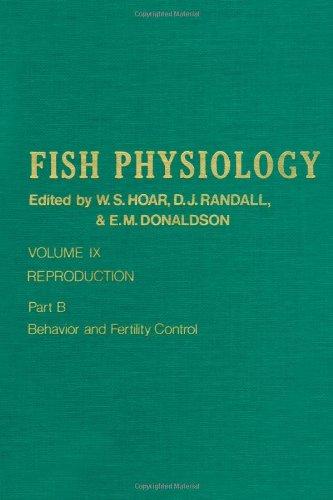 9780123504296: Fish Physiology: Reproduction v.9: Reproduction Vol 9