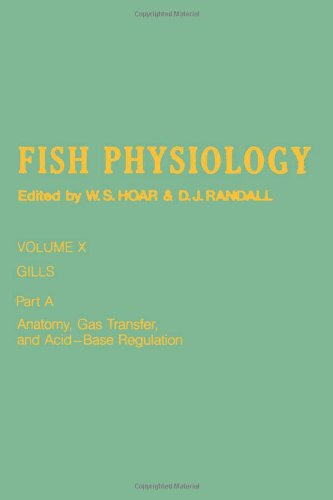 9780123504302: FISH PHYSIOLOGY V10A, Volume 10A