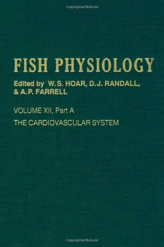 9780123504357: Fish Physiology Vol. XII, Part A: The Cardiovascular System
