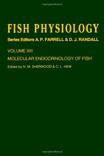 9780123504371: Fish Physiology: Molecular Endocrinology of Fish v. 13