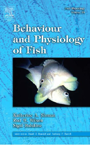 9780123504487: Fish Physiology: Behaviour and Physiology of Fish, Volume 24
