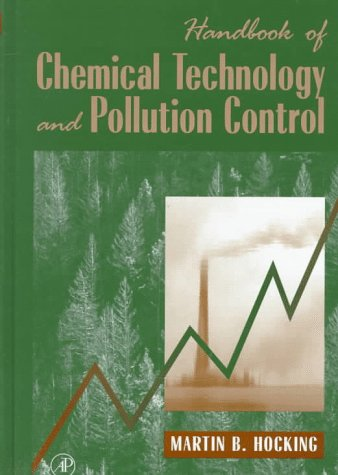 9780123508102: Handbook of Chemical Technology and Pollution Control