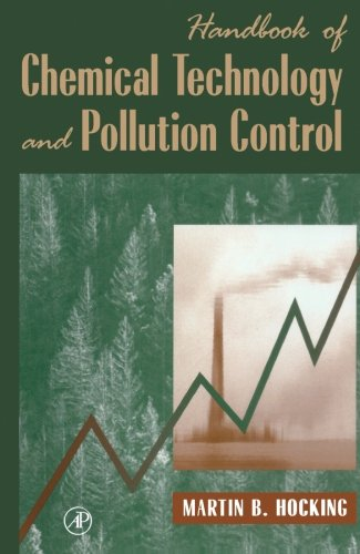9780123508119: Handbook of Chemical Technology and Pollution Control
