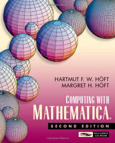 9780123516664: Computing with Mathematica
