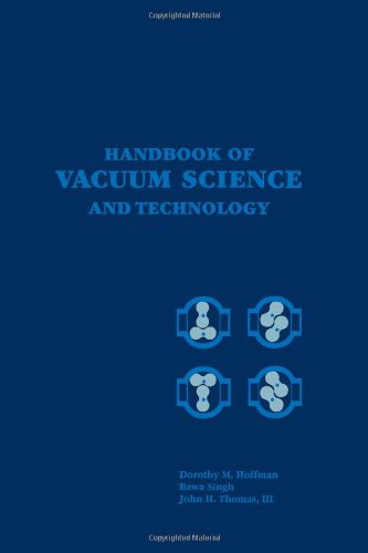 9780123520654: Handbook of Vacuum Science and Technology