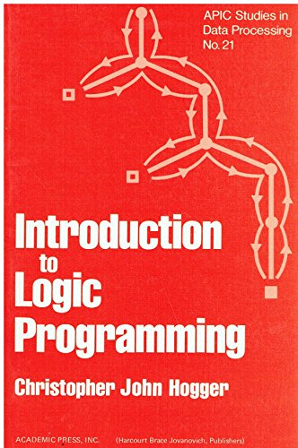 9780123520920: Introduction to Logic Programming