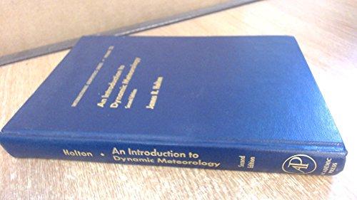 9780123543608: Introduction to Dynamic Meteorology (International Geophysics)