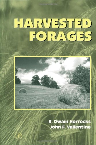 9780123562555: Harvested Forages