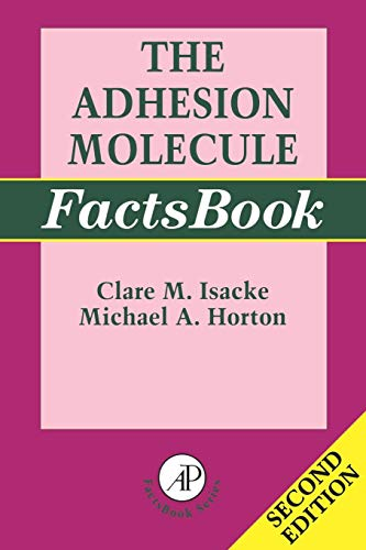 9780123565051: The Adhesion Molecule FactsBook, Second Edition