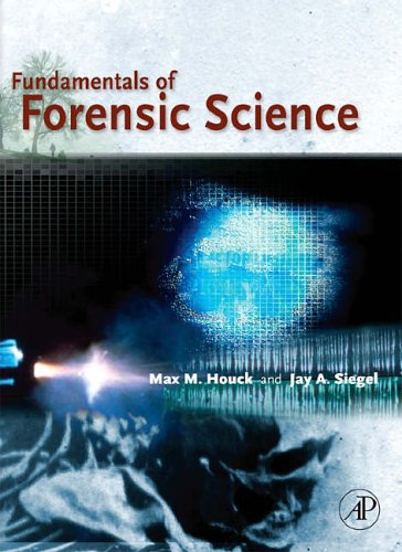 9780123567628: Fundamentals of Forensic Science