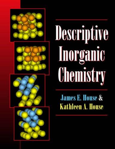 9780123567703: Descriptive Inorganic Chemistry