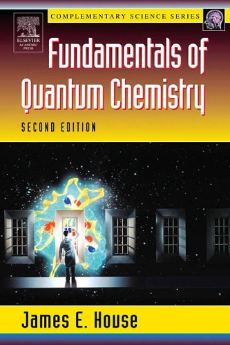9780123567710: Fundamentals of Quantum Chemistry (Complementary Science)