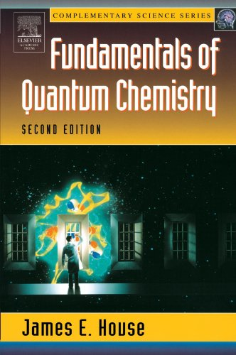 9780123567710: Fundamentals of Quantum Chemistry, Second Edition (Complimentary Science Series)