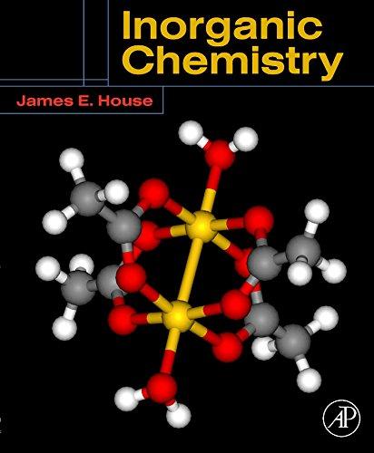 Inorganic Chemistry: James E. House