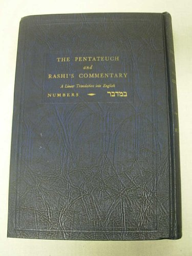 9780123571052: THE PENTATEUCH AND RASHI'S COMMENTARY: A LINEAR TRANSLATION INTO ENGLISH LEVITICUS.