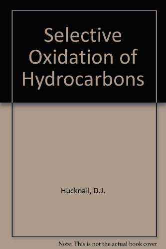 9780123589507: Selective Oxidation of Hydrocarbons