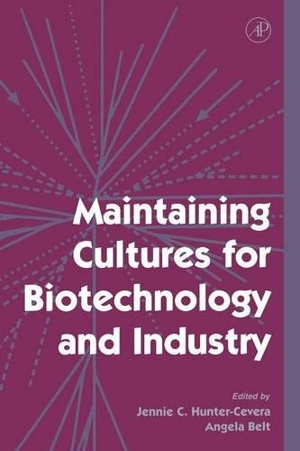 9780123619464: Maintaining Cultures for Biotechnology and Industry