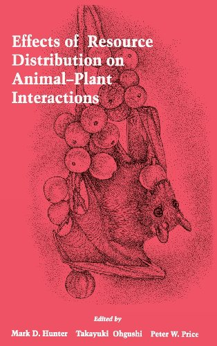 9780123619556: Effects of Resource Distribution on Animal Plant Interactions