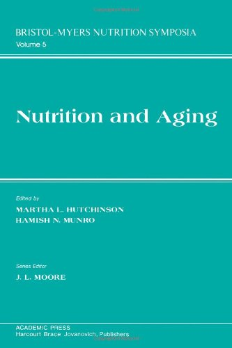 9780123628756: Nutrition and Aging (Bristol-Myers Nutrition Symposic Series Vol 5)