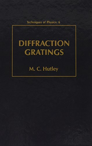 9780123629807: Diffraction Gratings (Techniques of Physics)