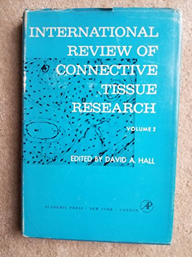 9780123637024: International Review of Connective Tissue Research: Volume 2