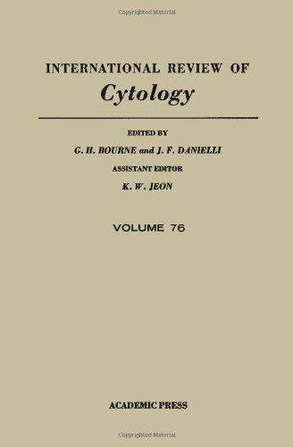 9780123644763: INTERNATIONAL REVIEW OF CYTOLOGY V76, Volume 76
