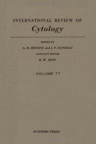 9780123644770: INTERNATIONAL REVIEW OF CYTOLOGY V77, Volume 77