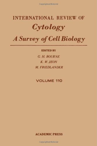 9780123645104: INTERNATIONAL REVIEW OF CYTOLOGY V110, Volume 110 (International Review of Cell and Molecular Biology)